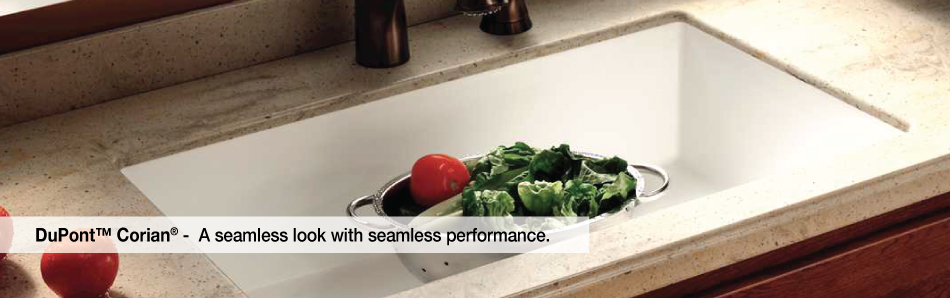 Integrated Sinks