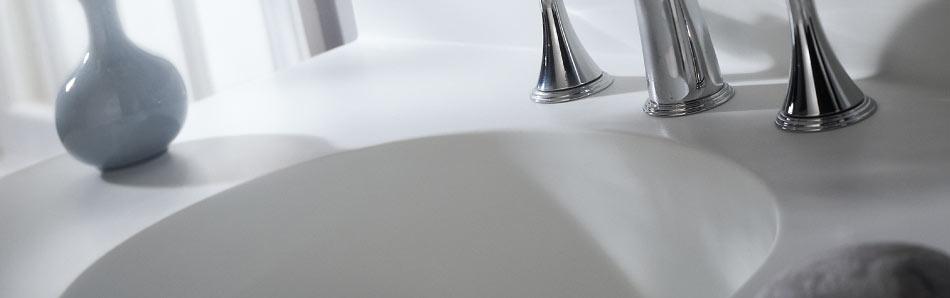 Corian® Bathroom Vanity Tops