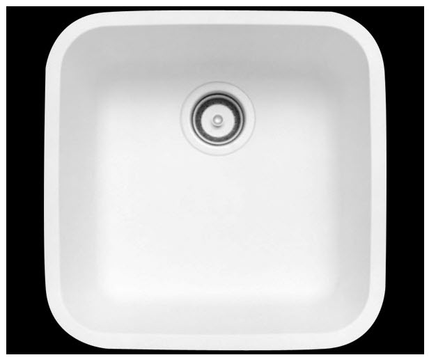 Corian® Large Single Sinks