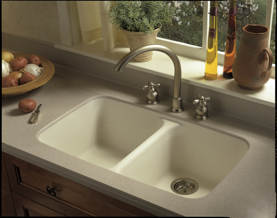 Charmant Corian Model 850 Integral Sink